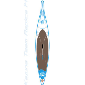 Kajuna Team-Replica 14' Race inflatable SUP Board