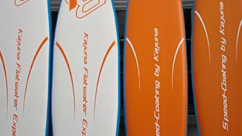 Die neuen Boards sind da!